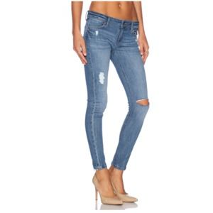 DL1961 Emma Legging Jean in Remington Wash Size 25